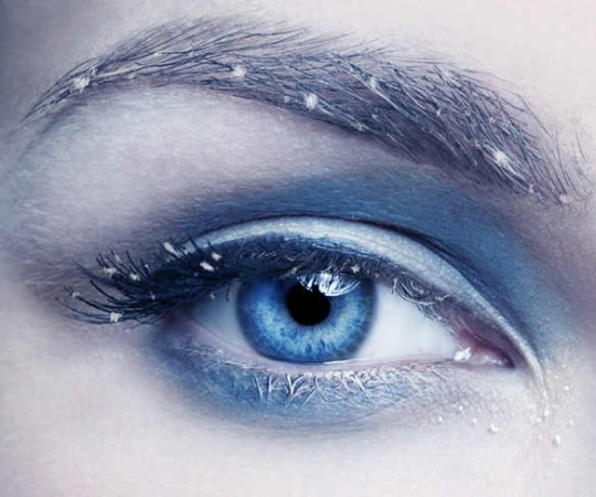 PHOTOSHOP TUTORIAL] HOW TO CREATE A FROSTY EFFECT ON EYES