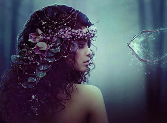 CREATE A MAGICAL PHOTO MANIPULATION