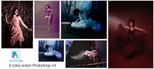 PHOTOSHOPSIKHO COLOR EFFECT ACTION V4